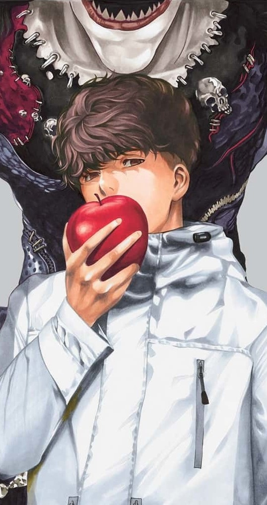 Death Note Iphone 11 Wallpaper